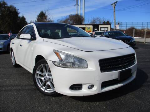 2010 Nissan Maxima for sale at Unlimited Auto Sales Inc. in Mount Sinai NY