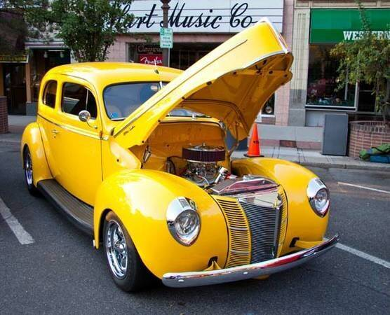 1940 Ford Deluxe for sale in Hobart, IN