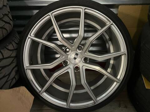 """Porsche Wheels 20"""" Staggered Wheels And Tires for sale at WICKED NICE CAAAZ - Wheels in Capr Coral FL"""