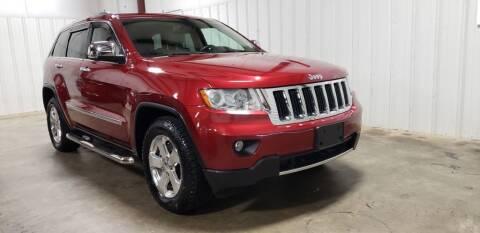 2012 Jeep Grand Cherokee for sale at Matt Jones Motorsports in Cartersville GA