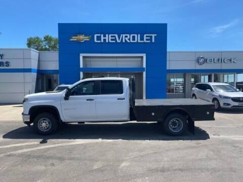 2021 Chevrolet Silverado 3500HD CC for sale at Finley Motors in Finley ND