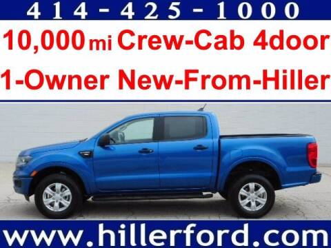 2019 Ford Ranger for sale at HILLER FORD INC in Franklin WI