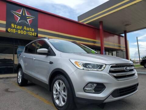 2017 Ford Escape for sale at Star Auto Inc. in Murfreesboro TN