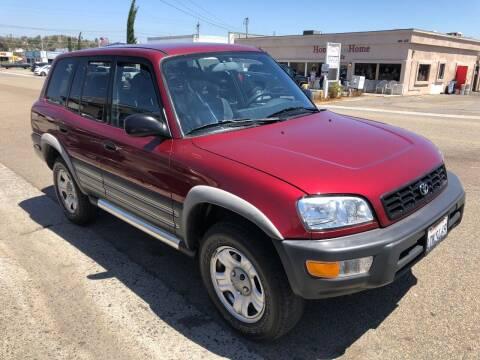 1999 Toyota RAV4 for sale at Ricos Auto Sales in Escondido CA