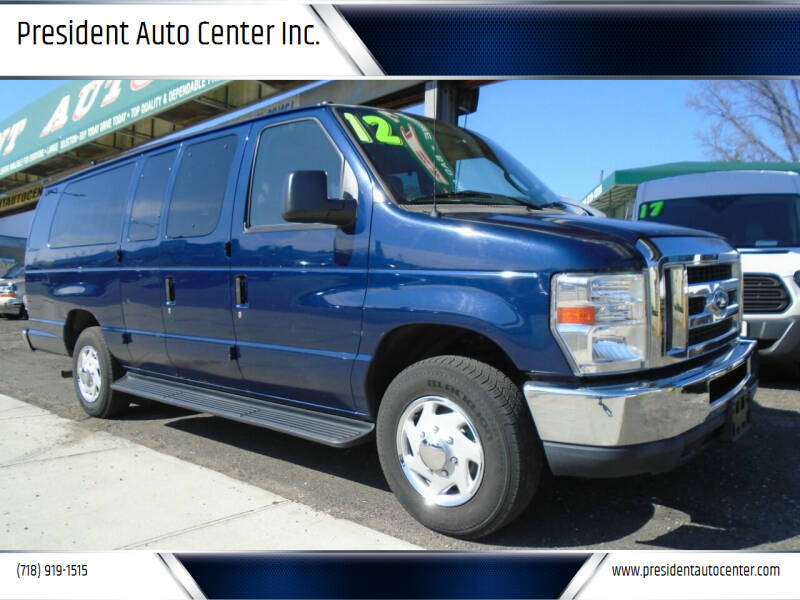 2012 Ford E-Series Wagon for sale in Brooklyn, NY