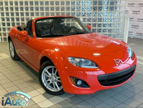 2012 Mazda MX-5 Miata for sale at iAuto in Cincinnati OH