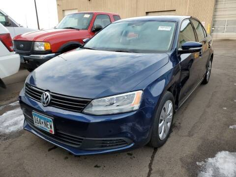 2014 Volkswagen Jetta for sale at LUXURY IMPORTS AUTO SALES INC in North Branch MN
