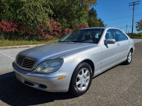 2000 Mercedes-Benz S-Class for sale at Premium Auto Outlet Inc in Sewell NJ