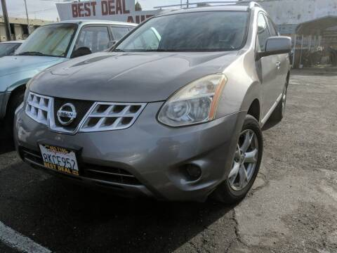 2011 Nissan Rogue for sale at Best Deal Auto Sales in Stockton CA