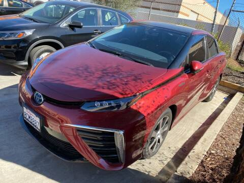 2017 Toyota Mirai for sale at Destination Motors in Temecula CA