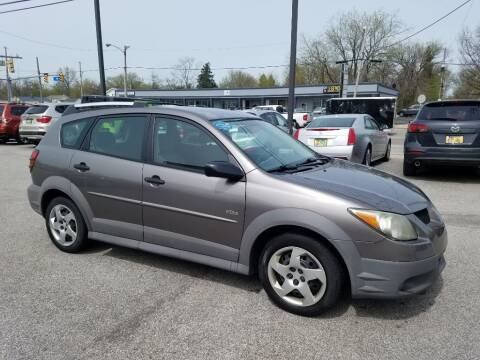 2004 Pontiac Vibe for sale at MR Auto Sales Inc. in Eastlake OH