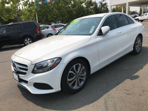 2017 Mercedes-Benz C-Class for sale at Autos Wholesale in Hayward CA