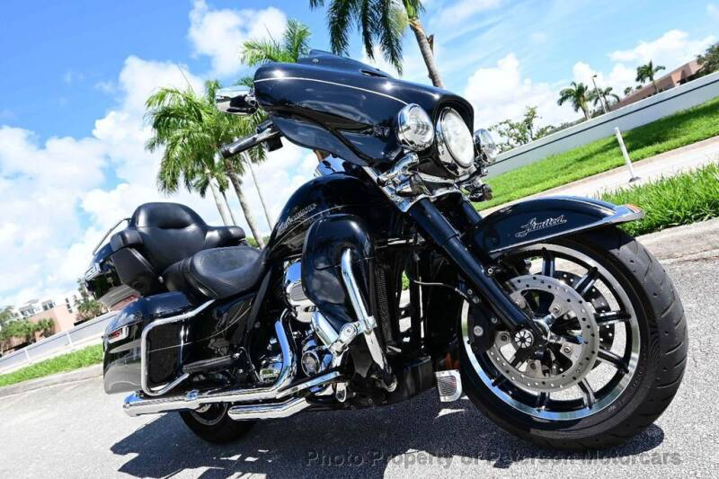 2016 Harley-Davidson ELECTRA GLIDE ULTRA LIMITED for sale at MOTORCARS in West Palm Beach FL