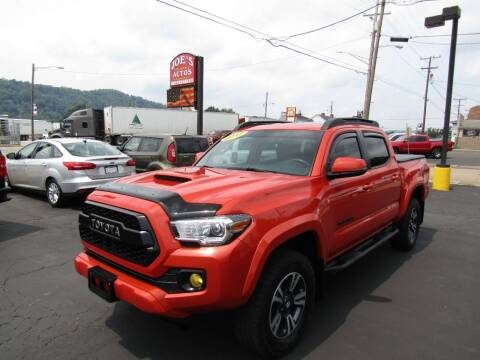 2017 Toyota Tacoma for sale at Joe's Preowned Autos in Moundsville WV