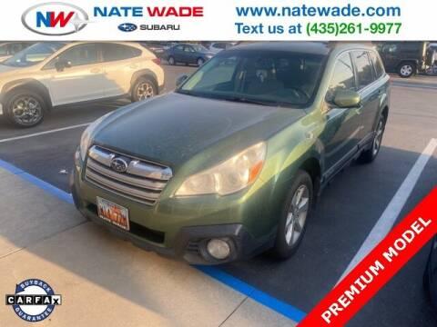 2014 Subaru Outback for sale at NATE WADE SUBARU in Salt Lake City UT