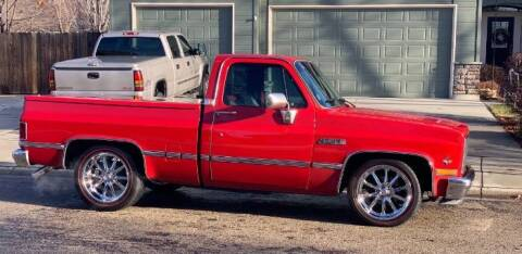1987 GMC Sierra 1500HD Classic for sale at Classic Car Deals in Cadillac MI