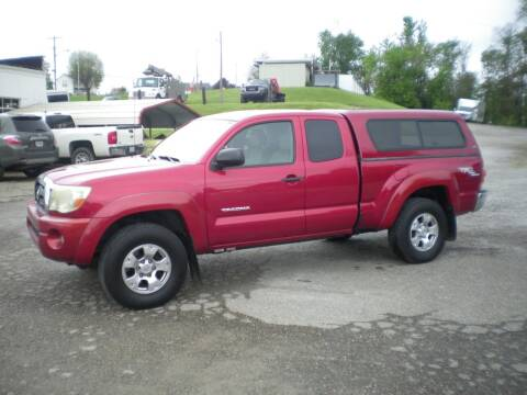 2006 Toyota Tacoma for sale at Starrs Used Cars Inc in Barnesville OH