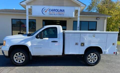 2012 GMC Sierra 3500HD for sale at Carolina Auto Credit in Youngsville NC