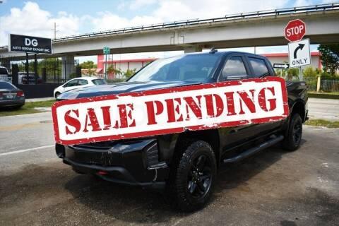 2021 Chevrolet Silverado 1500 for sale at STS Automotive - Miami, FL in Miami FL