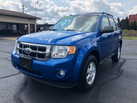 2012 Ford Escape for sale at Mike's Budget Auto Sales in Cadillac MI