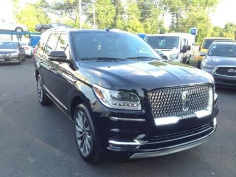 2020 Lincoln Navigator for sale at EMG AUTO SALES in Avenel NJ
