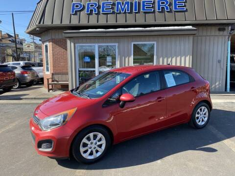 2014 Kia Rio 5-Door for sale at Premiere Auto Sales in Washington PA