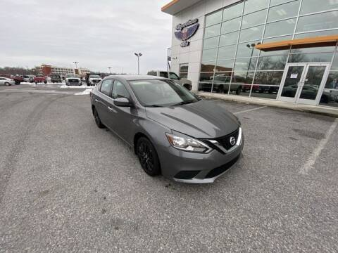 2017 Nissan Sentra for sale at King Motors featuring Chris Ridenour in Martinsburg WV