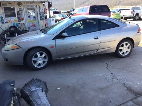 2002 Mercury Cougar for sale at Troys Auto Sales in Dornsife PA