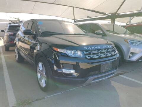 2015 Land Rover Range Rover Evoque for sale at Excellence Auto Direct in Euless TX
