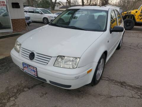 2002 Volkswagen Jetta for sale at New Wheels in Glendale Heights IL