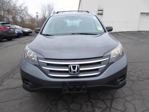 2013 Honda CR-V for sale at John Lombardo Enterprises Inc in Rochester NY