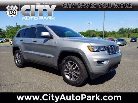 2020 Jeep Grand Cherokee for sale at City Auto Park in Burlington NJ