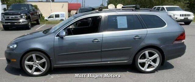 2010 Volkswagen Jetta for sale at Matt Hagen Motors in Newport NC