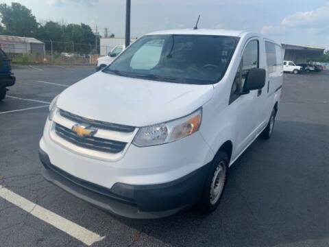 2017 Chevrolet City Express Cargo for sale at Dixie Motors in Fairfield OH