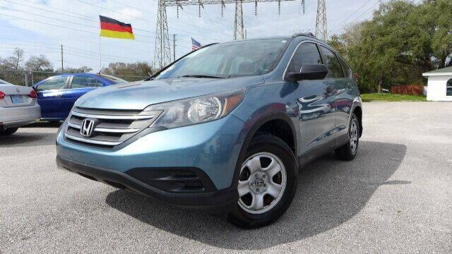2014 Honda CR-V for sale at Das Autohaus Quality Used Cars in Clearwater FL