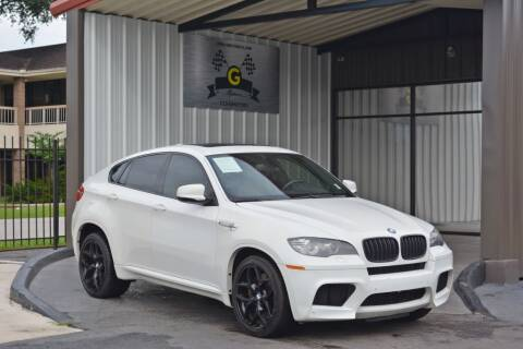 2010 BMW X6 M for sale at G MOTORS in Houston TX