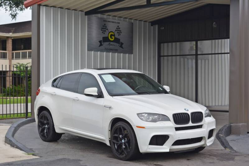 2010 BMW X6 M for sale in Houston, TX