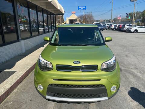 2017 Kia Soul for sale at J Franklin Auto Sales in Macon GA