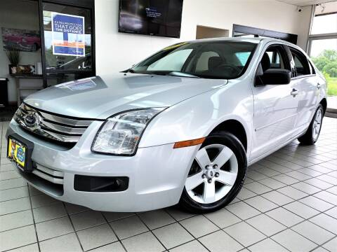 2009 Ford Fusion for sale at SAINT CHARLES MOTORCARS in Saint Charles IL
