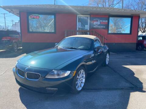 2008 BMW Z4 for sale at Big Red Auto Sales in Papillion NE