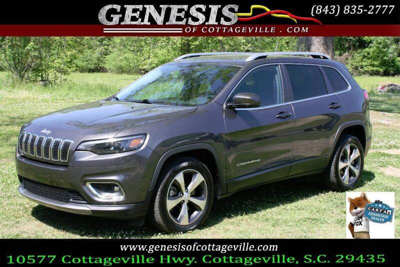 2019 Jeep Cherokee for sale in Cottageville, SC
