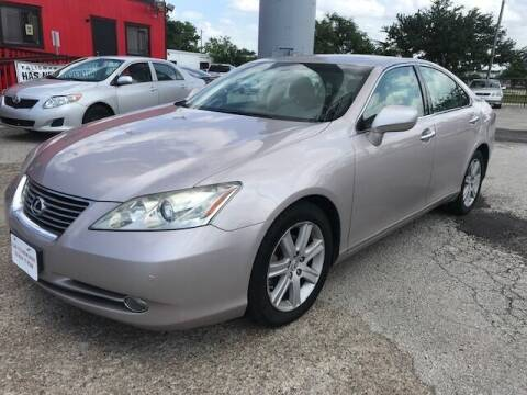2007 Lexus ES 350 for sale at Talisman Motor City in Houston TX