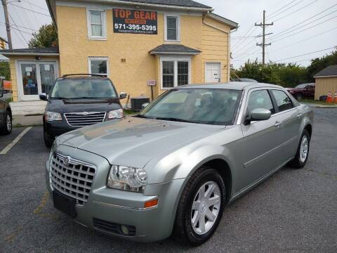 2005 Chrysler 300 for sale at Top Gear Motors in Winchester VA