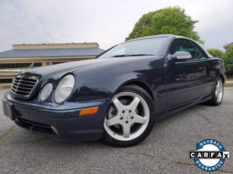 2003 Mercedes-Benz CLK for sale at Carma Auto Group in Duluth GA