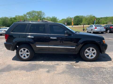 2010 Jeep Grand Cherokee for sale at Seminole Auto Sales in Seminole OK
