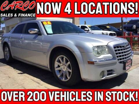 2006 Chrysler 300 for sale at CARCO SALES & FINANCE in Chula Vista CA