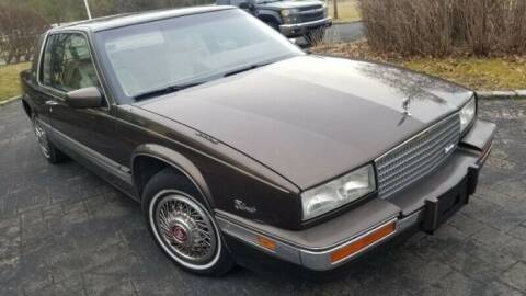 1986 Cadillac Eldorado for sale at Classic Car Deals in Cadillac MI