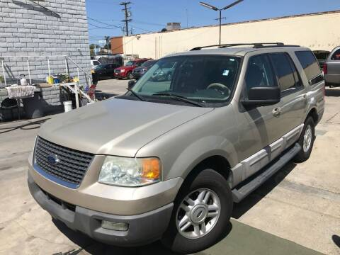 2004 Ford Expedition for sale at OCEAN IMPORTS in Midway City CA
