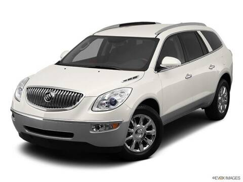 2012 Buick Enclave for sale at Jamerson Auto Sales in Anderson IN
