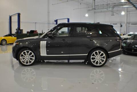 2017 Land Rover Range Rover for sale at Euro Prestige Imports llc. in Indian Trail NC